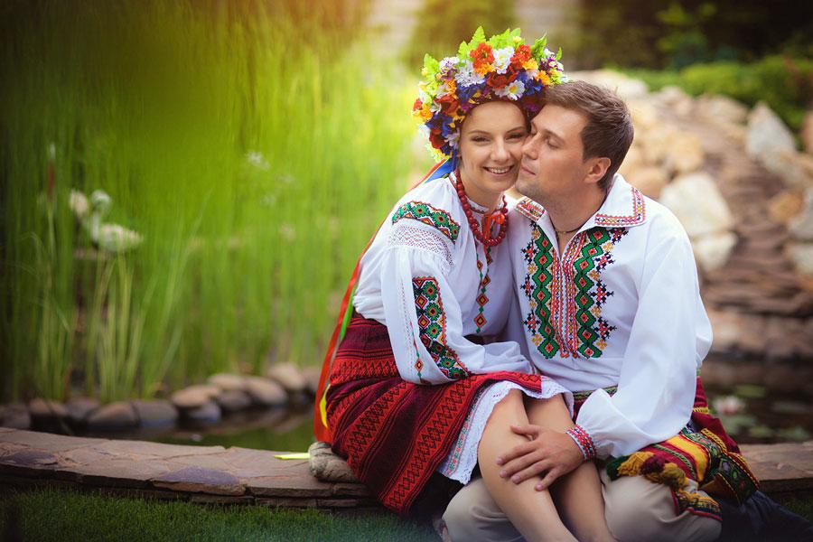 Свадебные обычаи и традиции в Украине